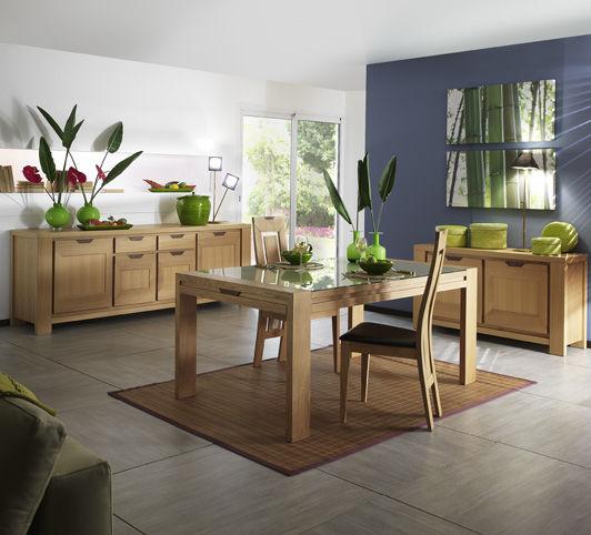 salle manger contemporaine les ateliers bouillon cr ateur d 39 int rieur. Black Bedroom Furniture Sets. Home Design Ideas