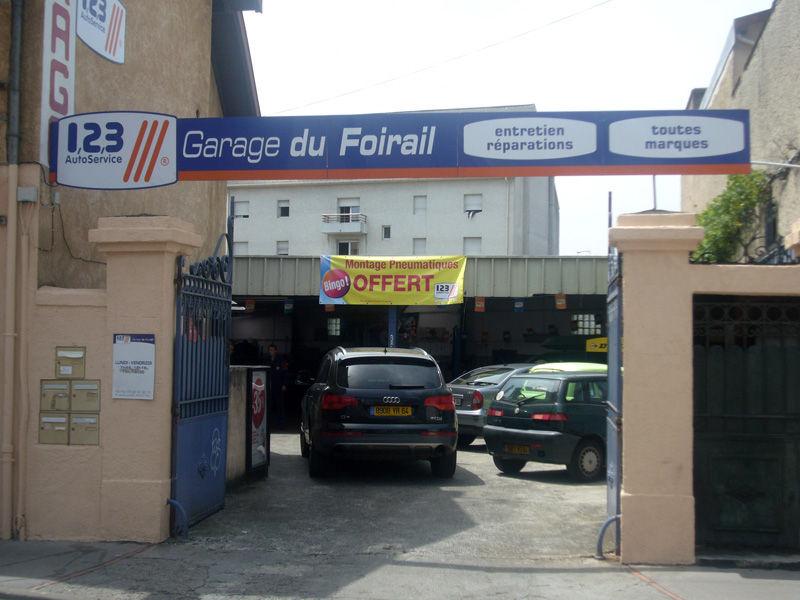Garage du foirail entretien et r paration automobile garage du foirail khebba eirl - Location de garage pour reparation ...