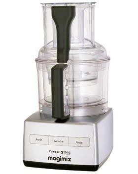 Robot compact 3200 xl magimix gallazzini arts de la for Robot de cuisine mix compact