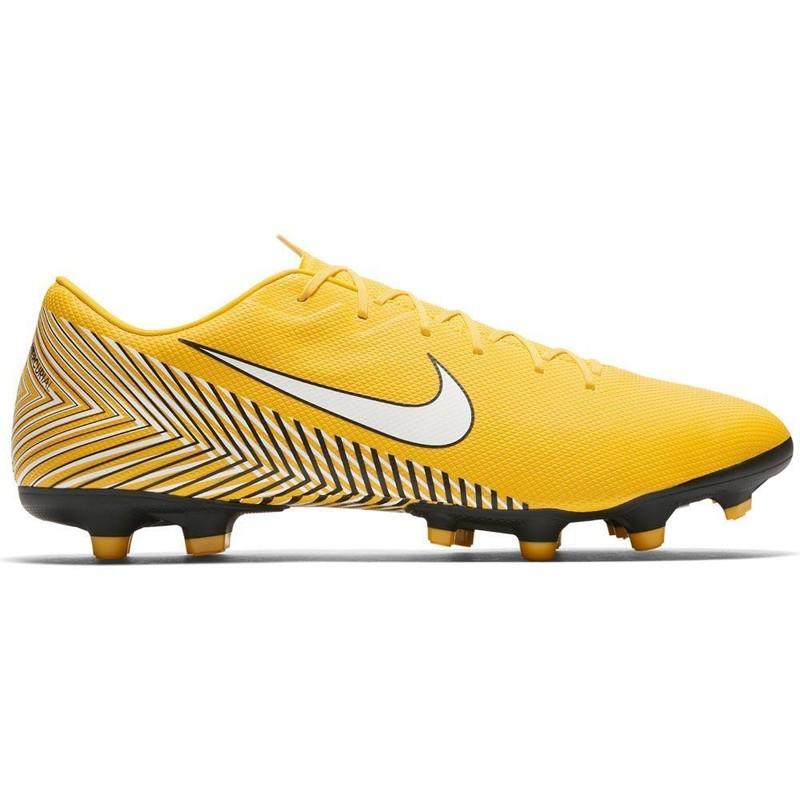 competitive price 36895 835f5 Crampons de foot homme nike Vapor 12 Academy Neymar jaune