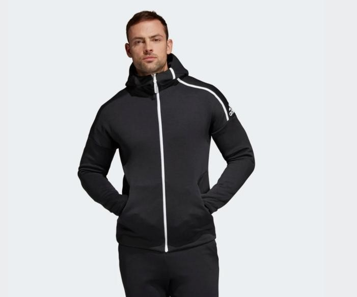 9aaf4ed2f3 VESTE ADIDAS HOMME Z.N.E. FAST RELEASE - Claverie sports ...