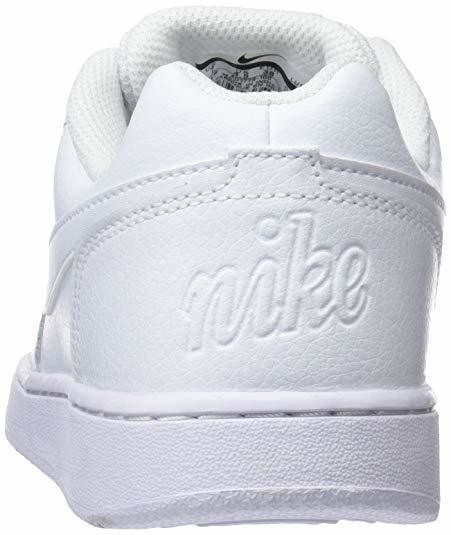lowest price eb480 65574 Chaussures Nike Ebernon Low Blanc Claverie Sports