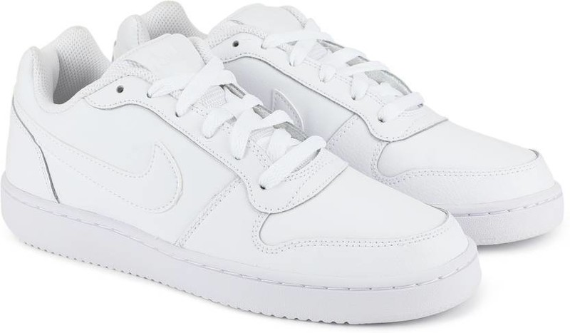 lowest price 335f3 58962 Chaussures Nike Ebernon Low Blanc Claverie Sports