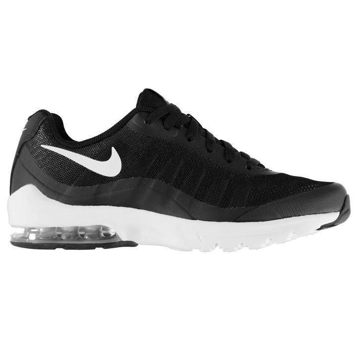 new photos 1b02b 2b4ef Chaussures Nike Air Max Invigor noires Fashion Y0TeulKR